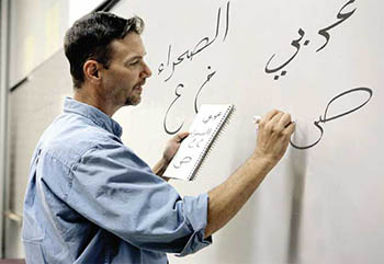 دانش آموزان هزار ساعت عربی می خوانند اما ...